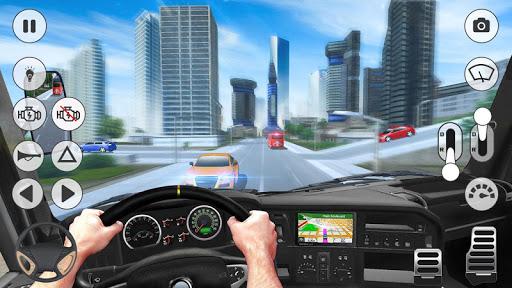 Bus Games - Coach Bus Simulator 2020, Free Games screenshot 4