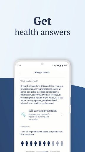 Ada – check your health screenshot 4