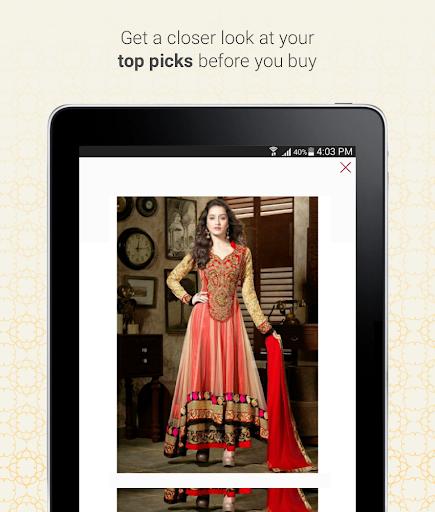 Craftsvilla - Sarees Suits Jewellery Shopping App 16 تصوير الشاشة