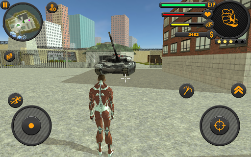 Rope Hero 3 screenshot 3
