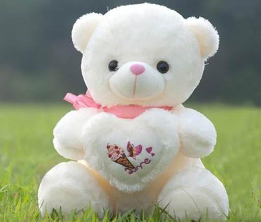 Cute Teddy Bear wallpaper screenshot 1