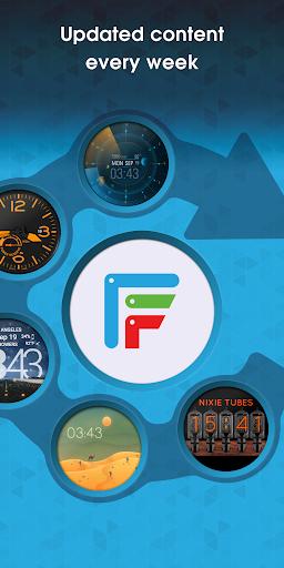 Facer Watch Faces screenshot 7