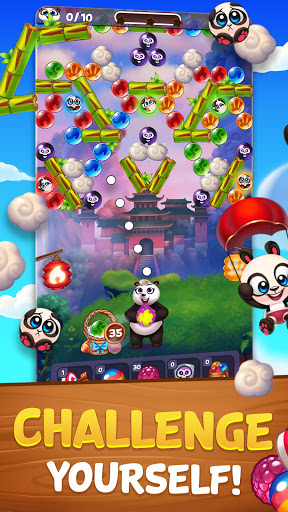 Bubble Shooter: Panda Pop! 4 تصوير الشاشة