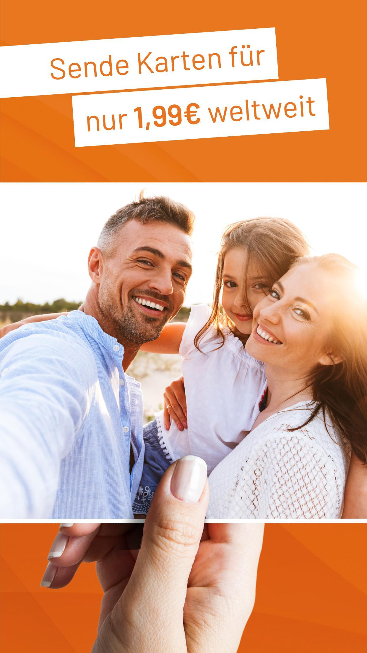 Postando - Postcard App & Photo Greeting Cards App screenshot 2