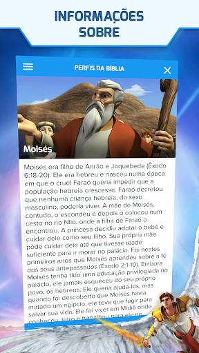 Bíblia Superbook para Crianças, Vídeos e Jogos screenshot 7