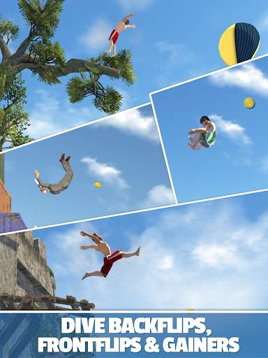 Flip Diving screenshot 8