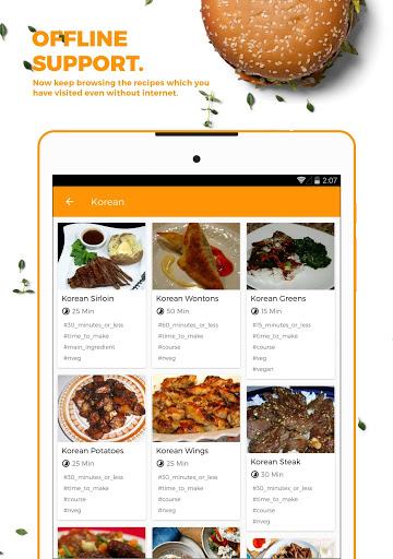 Recipe book: Recipes & Shopping List screenshot 10