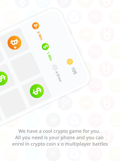 CrypTacToe: The Crypto Tic Tac Toe X O Game screenshot 2