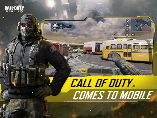 Call of Duty®: Mobile स्क्रीनशॉट 9