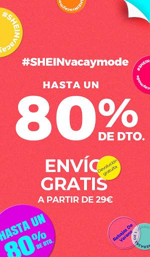 SHEIN - Las tendencias más calientes & de moda screenshot 1