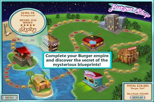 Burger Shop (No Ads) 9 تصوير الشاشة