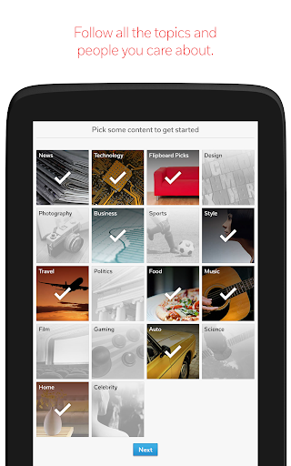 Flipboard - Latest News, Top Stories & Lifestyle screenshot 16