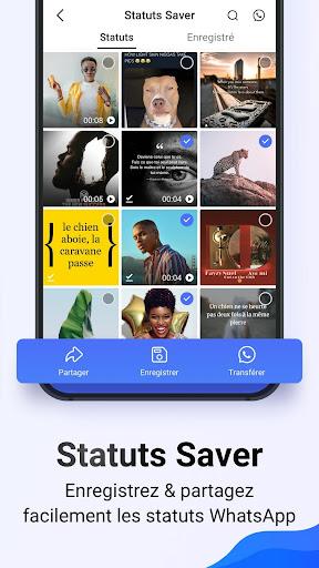 Phoenix Browser - Télécharger vidéo, privé, rapide screenshot 6