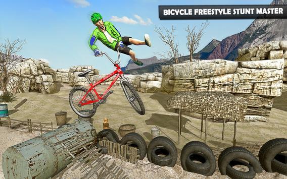 Bicycle Freestyle Stunt Master screenshot 13