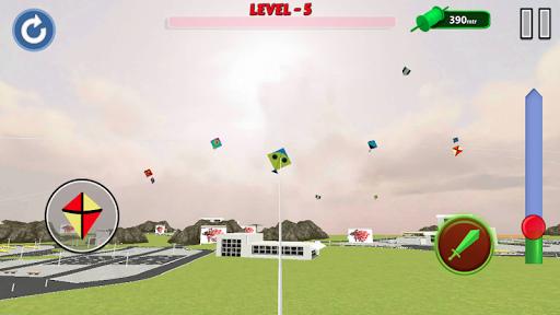 Kite Flyng 3D 3 تصوير الشاشة