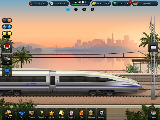 Train Station: ट्रेन भार परिवहन सिम्युलेटर स्क्रीनशॉट 4