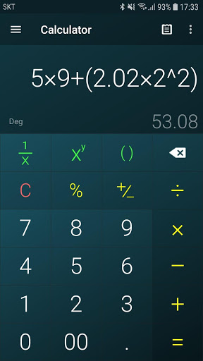 Multi Calculator screenshot 3