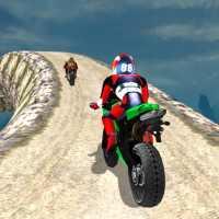Hill Top Bike Racing on APKTom