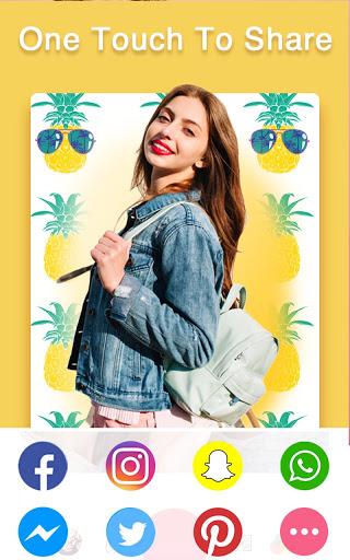 Sweet Selfie - Beauty Camera & Best Pics Editor 9 تصوير الشاشة
