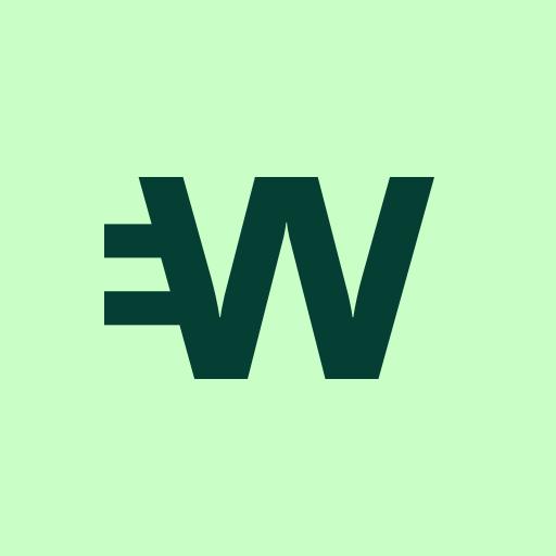 Wirex Visa Card & Multicurrency Wallet 🌎 أيقونة