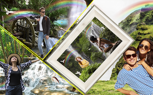 Waterfall Photo Editor and Photo Frames screenshot 13