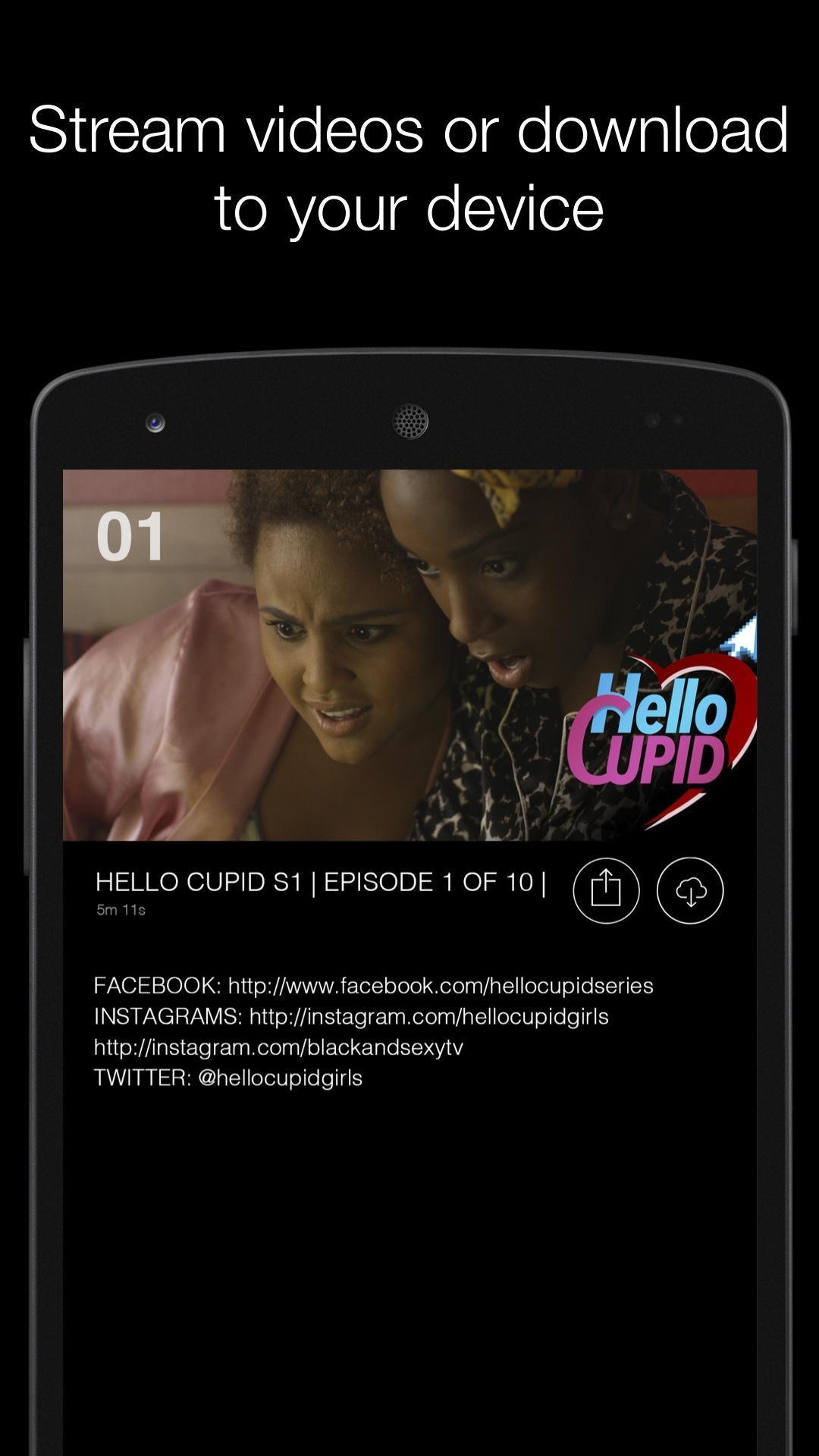 Black&Sexy TV screenshot 4