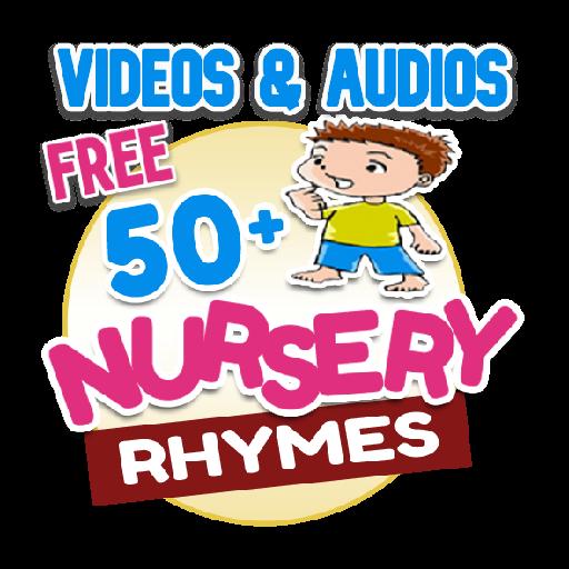 Free Nursery Rhymes App | Videos | Offline songs icon