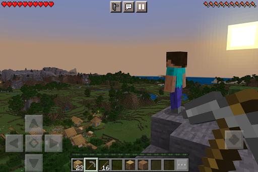Майнкрафт скриншот 9