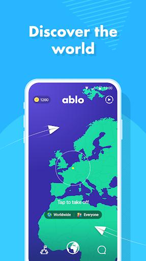 Ablo - Make friends. Watch videos. Chat. screenshot 4