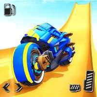 Police Robot Bike Stunt : Mega Ramp Bike Game 2021 on APKTom