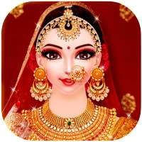 Royal Indian Wedding Rituals and Makeover Part 2 on 9Apps