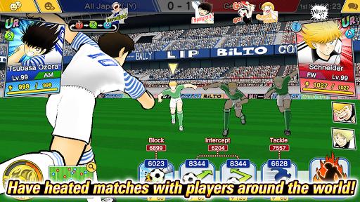 Captain Tsubasa (Flash Kicker): Dream Team स्क्रीनशॉट 2