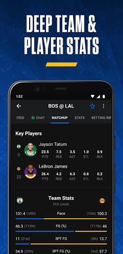 theScore: Live Sports Scores, News, Stats & Videos screenshot 6