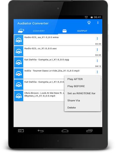 All Video Mp3 Audio Converter screenshot 23