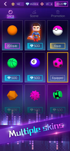Smash Colors 3D - Beat Color Circles Rhythm Game screenshot 3