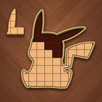 Jigsaw Wood Block Puzzle on 9Apps