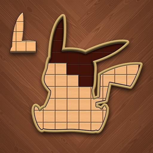 Jigsaw Wood Block Puzzle