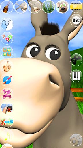 Говоря Дональд Donkey скриншот 3