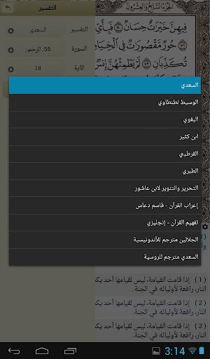 القرآن الكريم - آيات 12 تصوير الشاشة