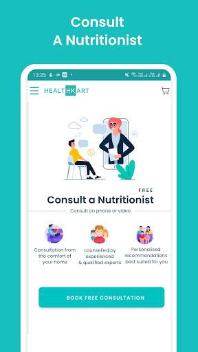 HealthKart: Health & Bodybuilding Supplements App screenshot 4