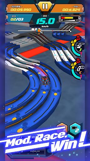 Mini Legend - Mini 4WD Simulation Racing Game screenshot 5