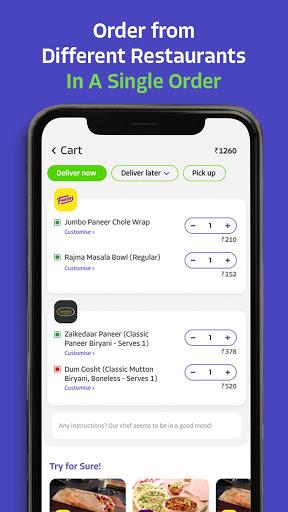 EatSure - Order Food Online & Food Delivery 2 تصوير الشاشة