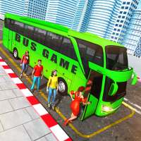 Coach Bus Simulator Games:Bus Driving Games 2021 on 9Apps