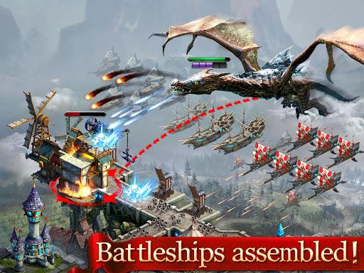 Age of Kings: Skyward Battle 16 تصوير الشاشة