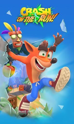 Crash Bandicoot: On the Run! screenshot 5