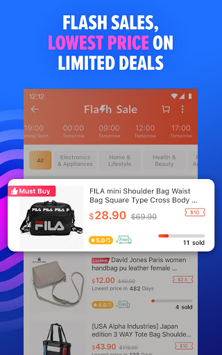 Lazada 12.12 Year End Sale screenshot 9