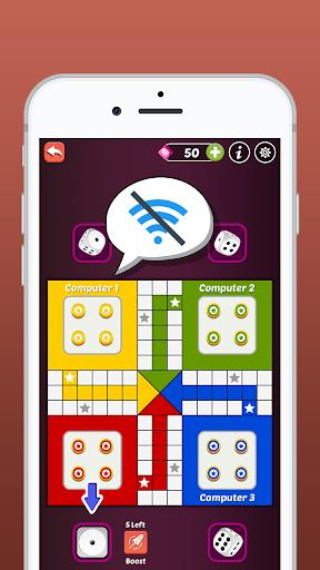 Ludo Express : Online Ludo Game, Ludo Offline 2021 स्क्रीनशॉट 3