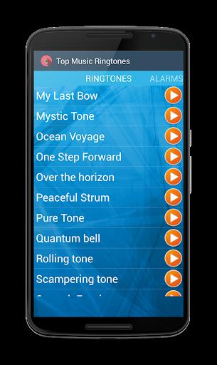 Music Ringtones Galaxy Free screenshot 1