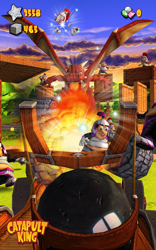 Catapult King screenshot 15