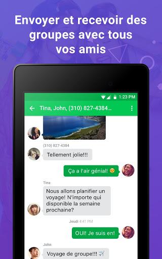 Nextplus SMS Gratuits   Appels screenshot 11